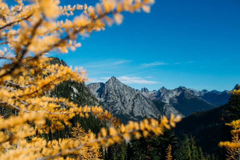 North Cascades Trip 2018-10-15-17